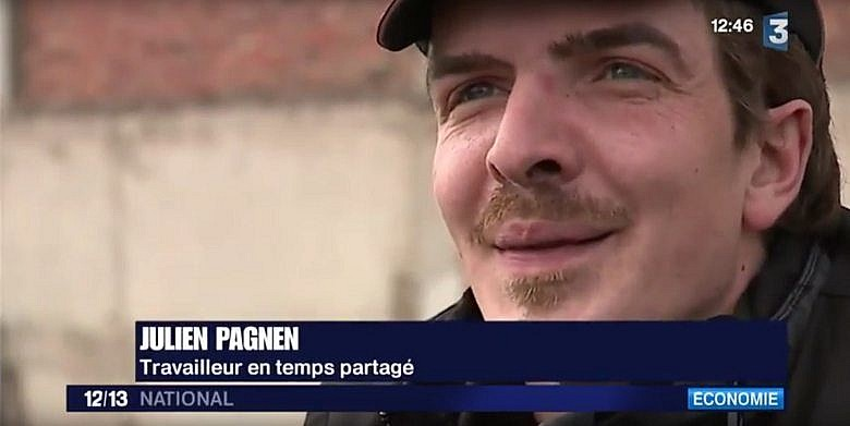 Reportage national France 3, le 12-13 | avril 2016